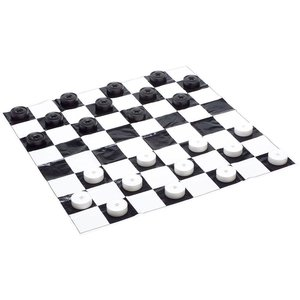 Garden Draughts Set