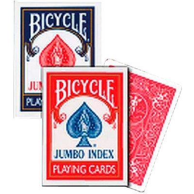 Poker kaarten Bycicle Jumbo