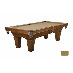Pool table Brunswick Allenton 8ft chestnut