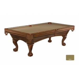 Pool table Brunswick Glenwood 8ft chestnut