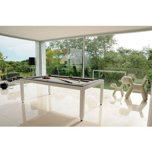 Fusion Table Powder Wenge 7ft