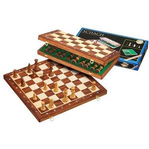 schaak cassette deluxe, 40mm veld