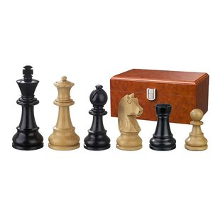Chess pieces Ludwig XIV 110mm weighted