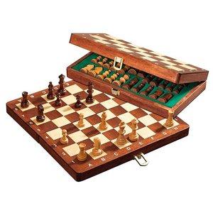 reis schaakset deluxe magnetisch 26,5x13,5