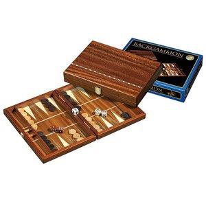 Philos Backgammon Epirus klein 25.5x18.2cm
