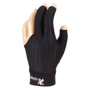 Biljart handschoen Adam Pro zwart
