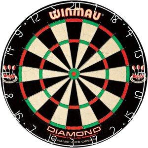 Winmau bord Diamond wired