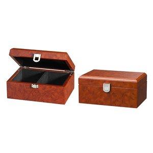 Schaakstukken box 180 x 120 x 83mm