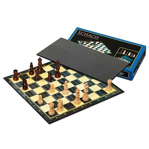 schaak set standaard 30 mm veld