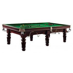 Snookertafel Buffalo 9ft Mahonie