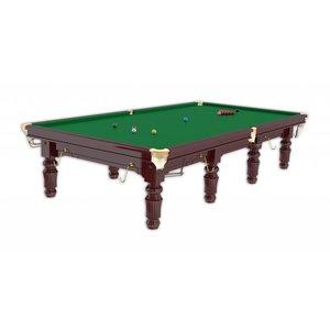 Snookertafel Buffalo 12ft Mahonie