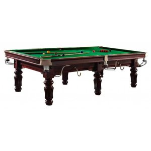 Snookertafel Buffalo 10ft Mahonie