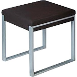 Fusion Stool 1-p, Black or Wh.