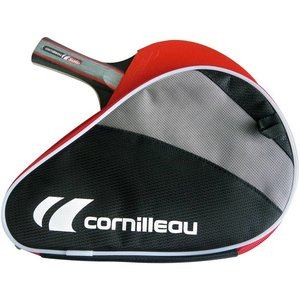 Table tennis Bat Cornilleau Sport Pack Solo Red