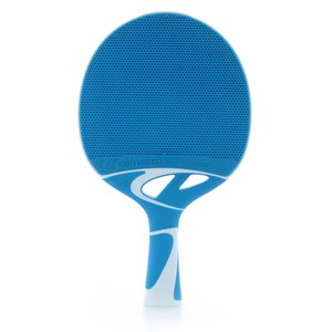 Table tennis bat Cornilleau tacteo 30 blue outside