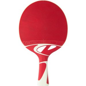 Table tennis Bat Cornilleau Tacteo 50 Red outdoor