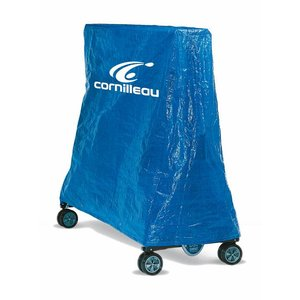 Tafeltennistafel Hoes Cornilleau Blauw