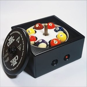 D&K ball cleaning machine carom / pool or snooker