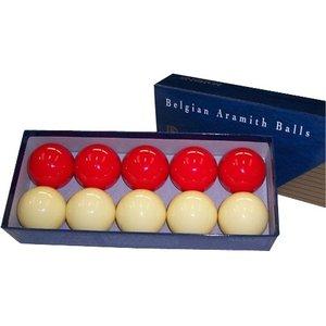 Super Aramith Golfbiljart Ballen