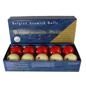 Super Aramith Pro Cup golf billiards 61.5 mm