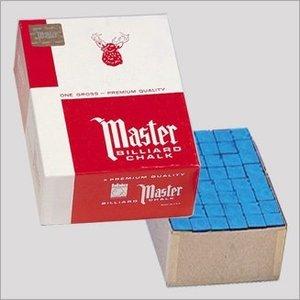 Master gros doos 144 krijtjes (Kleur: Prestige/Tournament blue)