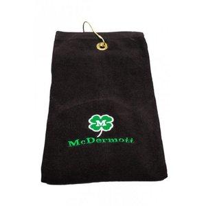 Handdoek McDermott geborduurd 40x66cm