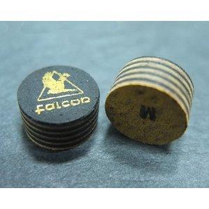 Falcon ® X10 zwart/geel - gelaagde pomerans - Medium (Uitvoering: M-14)