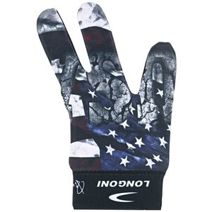 Glove Longoni-Flags (Hand: Left)