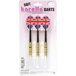 Darts Karella blister 16.0 grams (soft-tip)