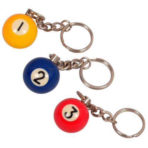 VENTURA Sleutelhanger poolball 25 mm
