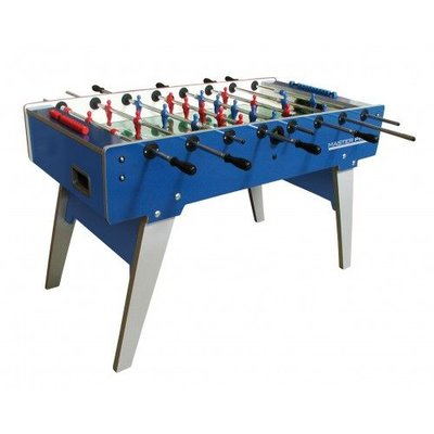 Football table Garlando Master Pro Indoor with solid rods / collapsible