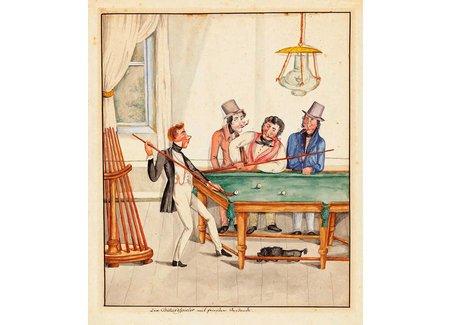 Billiards posters
