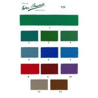 Biljartlaken Pool table cloth Simonis 920 various colors. per 10 cm 165 cm wide