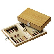PHILOS Philos backgammon Peleponnes mini 19,5x12,5cm