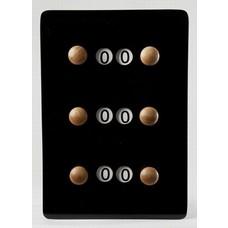 Pool billiard scoreboards
