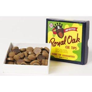 Royal Oak tip. Medium to hard (per piece)