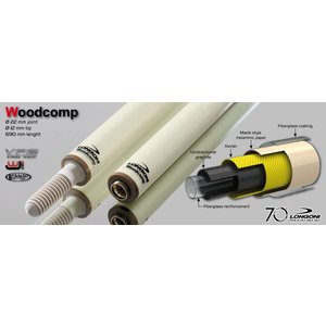 Topeind Longoni Woodcomp - 69 cm carambole
