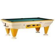 Sam Sam coin insert Pool billiard for outside. Tempo