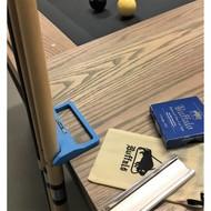 Keurekken Portable rack rack Q-KS Cue Claw for 3 cues