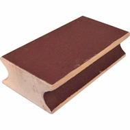 Schuur en slijp NIR schuurblok hout 9 cm