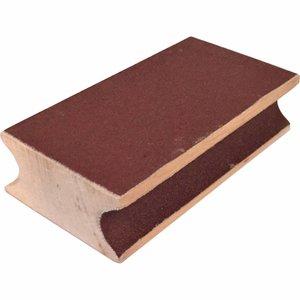 NIR schuurblok hout 9 cm