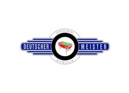 Deutscher Meister voetbaltafel