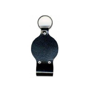 Dart arrow sharpener with keychain