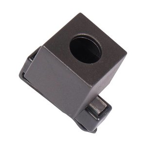 Billiard chalk holder magnetic Black