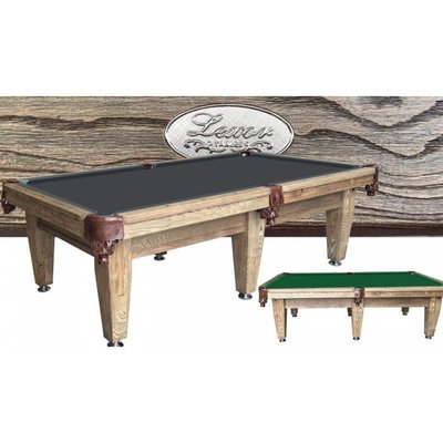 Pool table Imperator Competition Pro Vintage-Oak 8 / 9fty