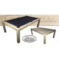 Lexor Pool table Dinner Design Cement 7ft / 8ft