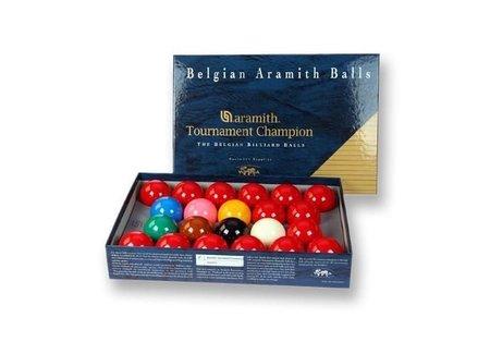 Snooker billiard balls