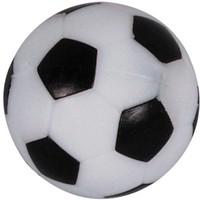 Tafelvoetbal Table football Ball profile Black / White