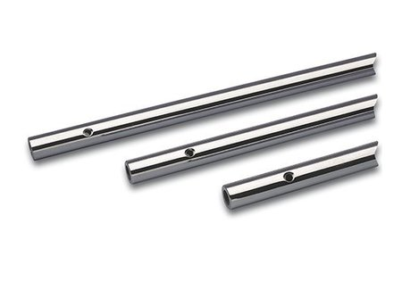 Bars for foosball table
