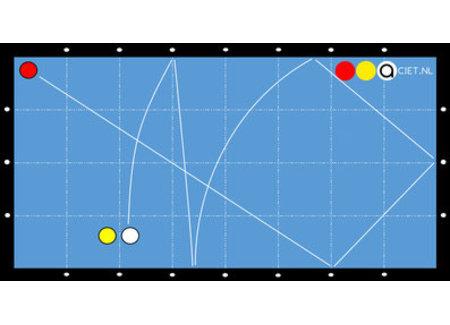 Artistic billiard cue